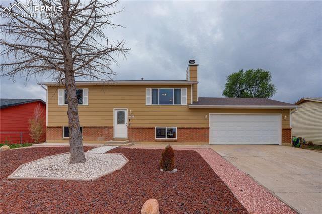 Photo for 4438 Millburn Drive, Colorado Springs, CO 80906 (MLS # 3241247)