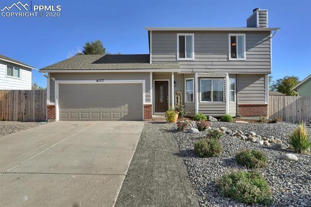 4177 Kincannon Road, Colorado Springs, CO 80916 - MLS#: 3918247