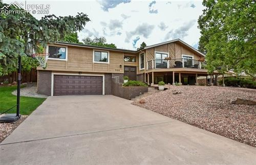 Photo of 508 Pluto Drive, Colorado Springs, CO 80906 (MLS # 7199248)