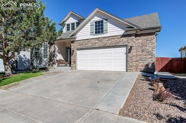3524 Shady Rock Drive, Colorado Springs, CO 80920 - #: 8685249
