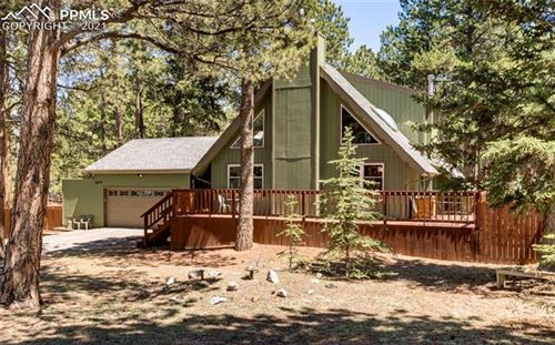 Photo of 655 Red Feather Lane, Woodland Park, CO 80863 (MLS # 2069251)