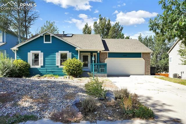 5040 Goodnight Court, Colorado Springs, CO 80922 - #: 3816251
