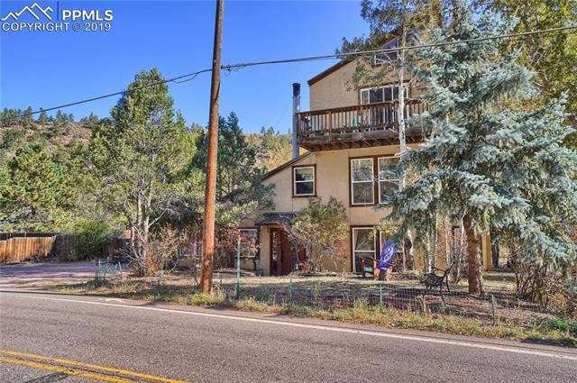 Photo for 10350 Ute Pass Avenue, Green Mountain Falls, CO 80819 (MLS # 9699251)