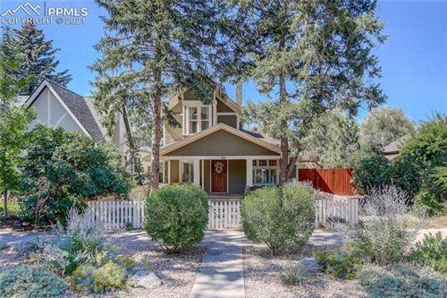 Photo of 914 N Corona Street, Colorado Springs, CO 80903 (MLS # 9992253)