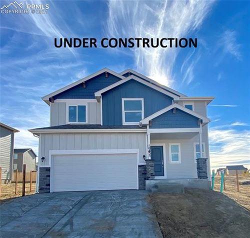 Photo of 6848 Yocona Drive, Colorado Springs, CO 80925 (MLS # 3602254)
