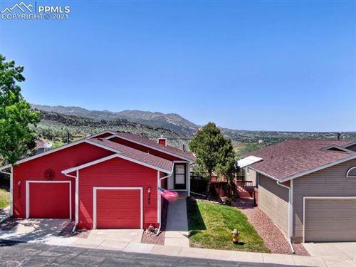 Photo of 2588 Patriot Heights, Colorado Springs, CO 80904 (MLS # 9993255)