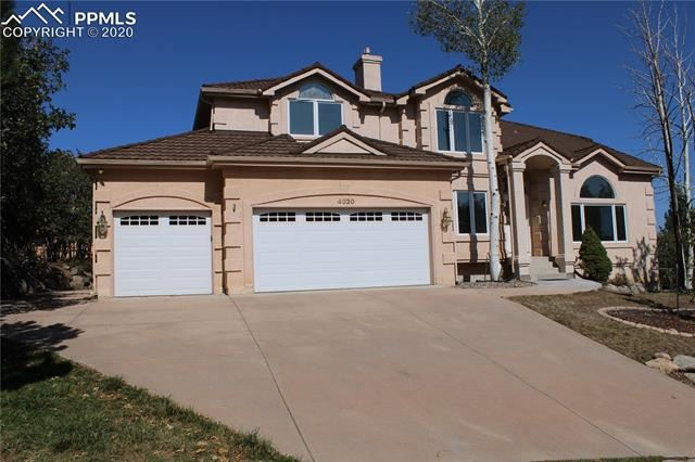Photo for 4320 Kincaid Court, Colorado Springs, CO 80906 (MLS # 8837255)