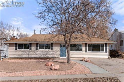 Photo of 2812 Garland Terrace, Colorado Springs, CO 80910 (MLS # 1421256)