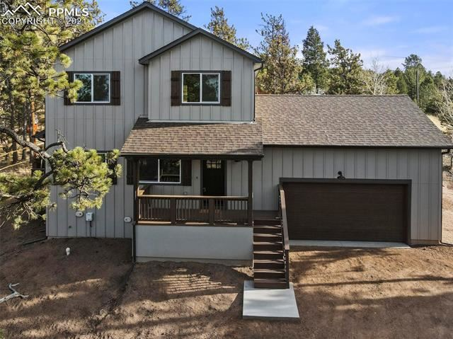 258 Turnabout Lane, Florissant, CO 80816 - #: 8408256