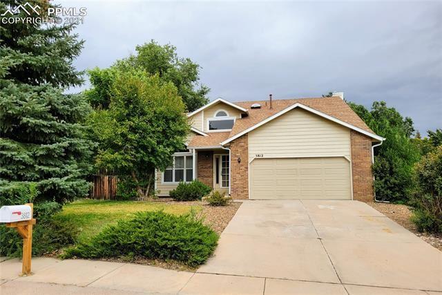 3812 Glenhurst Street, Colorado Springs, CO 80906 - #: 7553257
