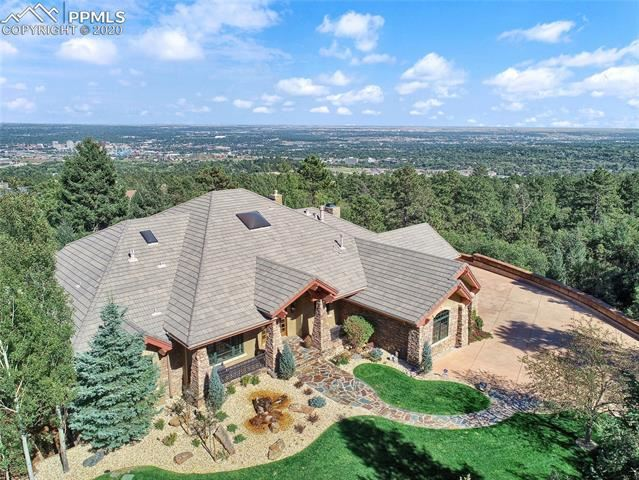 Photo for 2505 Stratton Forest Heights, Colorado Springs, CO 80906 (MLS # 6022258)