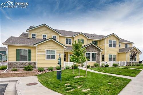 Photo of 8760 Vista Azul Heights, Colorado Springs, CO 80924 (MLS # 1102259)
