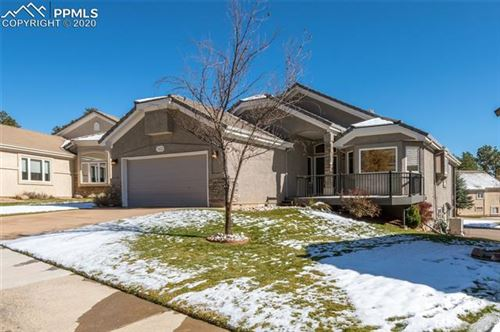 Photo of 7853 Fawn Meadow View, Colorado Springs, CO 80919 (MLS # 7785259)