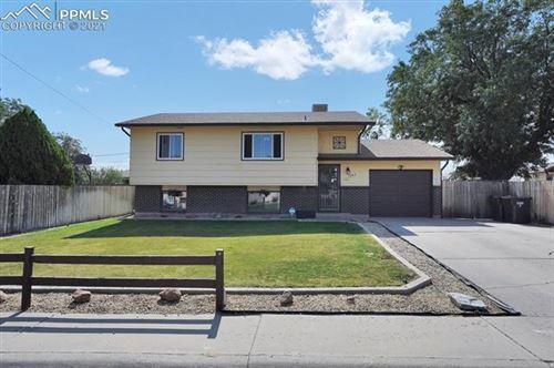 Photo of 3942 Sheffield Lane, Pueblo, CO 81005 (MLS # 1180260)