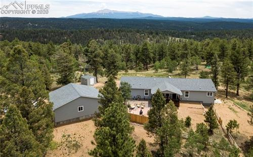 Photo of 24 Quiver Circle, Florissant, CO 80816 (MLS # 5782260)