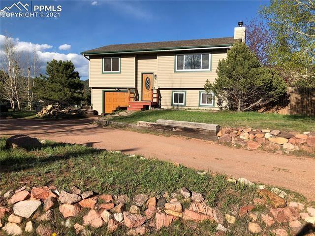 Photo for 1056 Sundance Circle, Woodland Park, CO 80863 (MLS # 7516260)