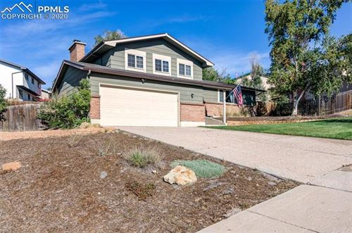 Photo of 3740 Inspiration Drive, Colorado Springs, CO 80917 (MLS # 2990262)