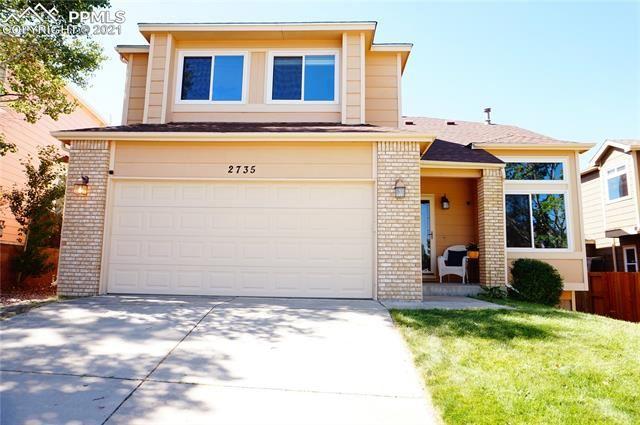 2735 Lear Drive, Colorado Springs, CO 80920 - #: 1477263