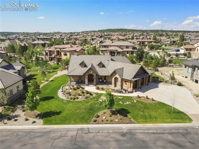 2242 Coyote Crest View, Colorado Springs, CO 80921 - #: 4554263