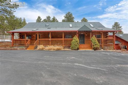 Photo of 17225 Winchester Road, Colorado Springs, CO 80908 (MLS # 2801264)