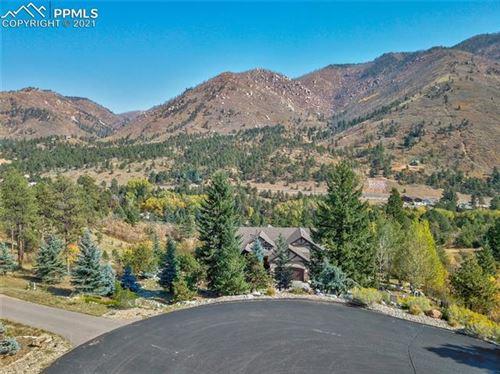 Tiny photo for 8620 ASPENGLOW Lane, Cascade, CO 80809 (MLS # 8256264)
