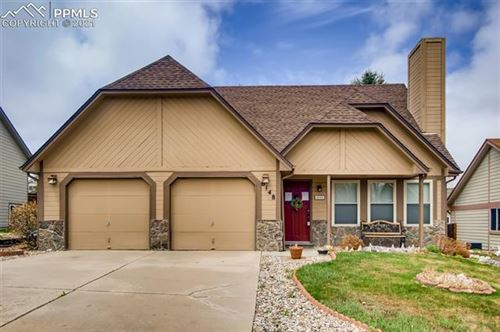 Photo of 6148 Breeze Court, Colorado Springs, CO 80918 (MLS # 6827265)