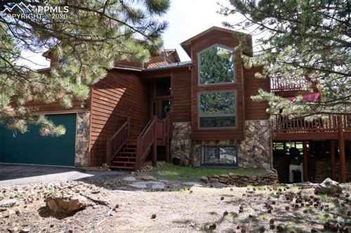 Photo of 2126 Valley View Drive, Woodland Park, CO 80863 (MLS # 8700265)
