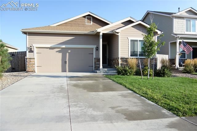 10043 Seawolf Drive, Colorado Springs, CO 80925 - #: 5805265