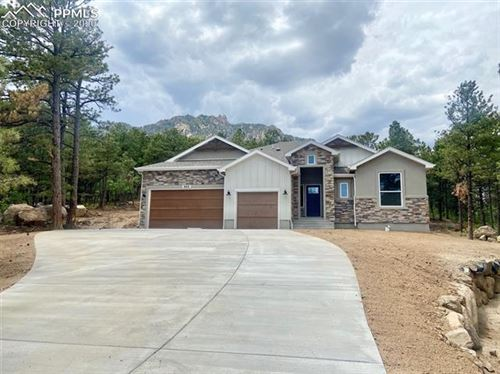 Photo of 640 High Lonesome View, Colorado Springs, CO 80906 (MLS # 6190267)