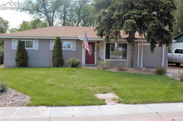 529 Hackberry Drive, Colorado Springs, CO 80911 - #: 1185267