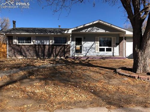 Photo of 800 Dean Drive, Colorado Springs, CO 80911 (MLS # 8413268)