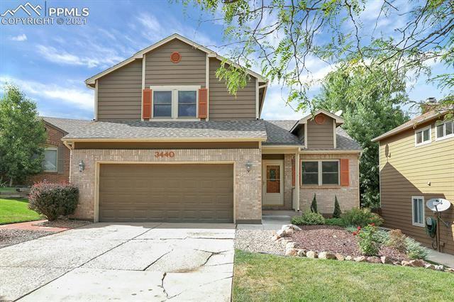 3440 Whimbrel Lane, Colorado Springs, CO 80906 - #: 3732269