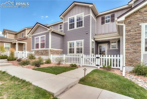 Photo of 8866 White Prairie View, Colorado Springs, CO 80924 (MLS # 6374270)