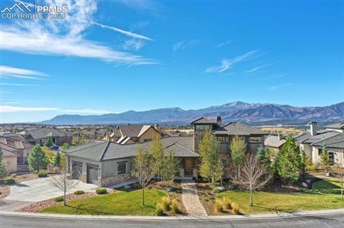 Photo of 2253 Red Edge Heights, Colorado Springs, CO 80921 (MLS # 6483270)