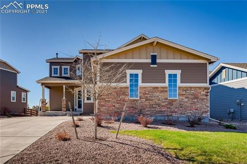 Photo of 5993 Brave Eagle Drive, Colorado Springs, CO 80924 (MLS # 4884271)