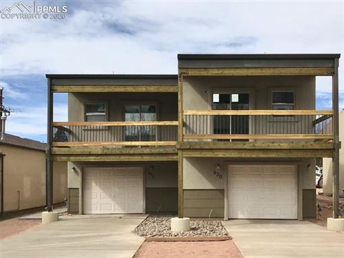 Photo of 440 Forest Edge Road, Woodland Park, CO 80863 (MLS # 9407271)