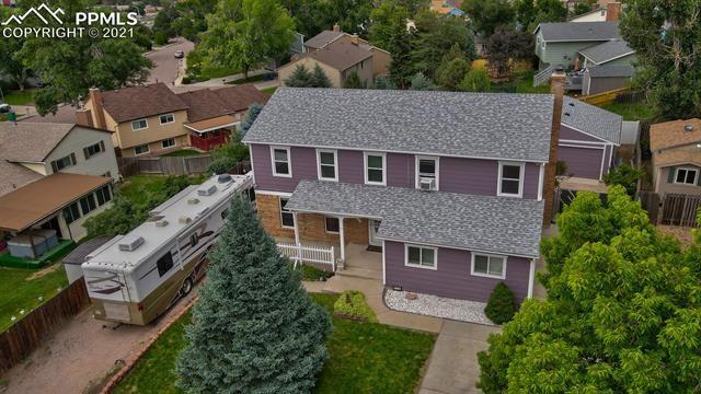2145 Picket Place, Colorado Springs, CO 80918 - #: 1008271