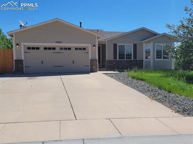 7892 ROANFIELD Lane, Colorado Springs, CO 80925 - #: 3695271
