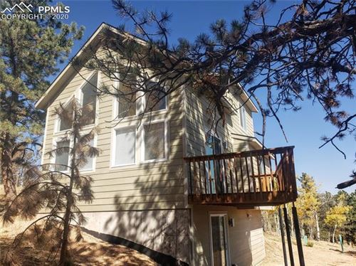 Photo of 92 Red Cloud Road, Woodland Park, CO 80863 (MLS # 4589272)