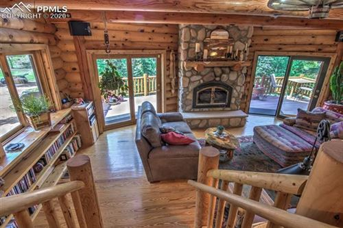 Tiny photo for 2740 County Road 782 Road, Woodland Park, CO 80863 (MLS # 9223272)