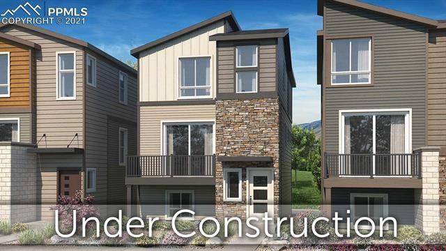 7227 Hunter Jumper Drive, Colorado Springs, CO 80922 - #: 3914273