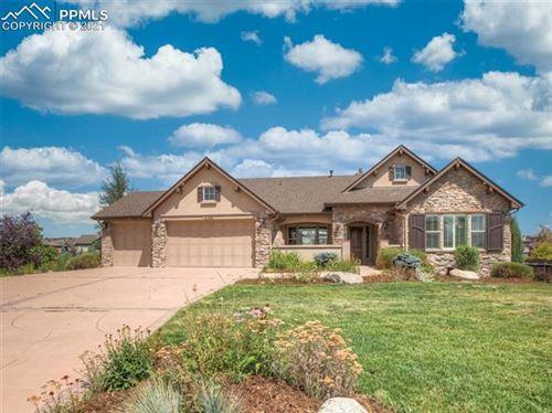 Photo of 2168 Bent Creek Drive, Colorado Springs, CO 80921 (MLS # 6836276)