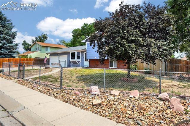 4135 Otto Lane, Colorado Springs, CO 80911 - #: 6569277