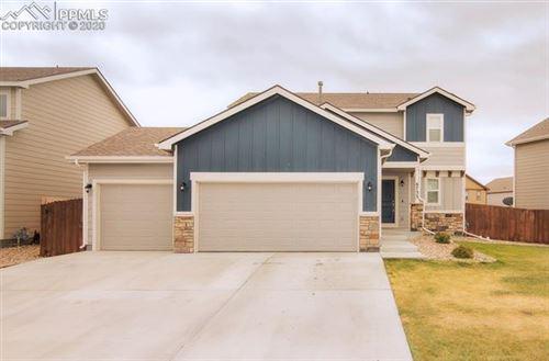 Photo of 6733 Galpin Drive, Colorado Springs, CO 80925 (MLS # 4142279)