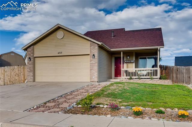 4717 Pathfinder Drive, Colorado Springs, CO 80911 - #: 5977284