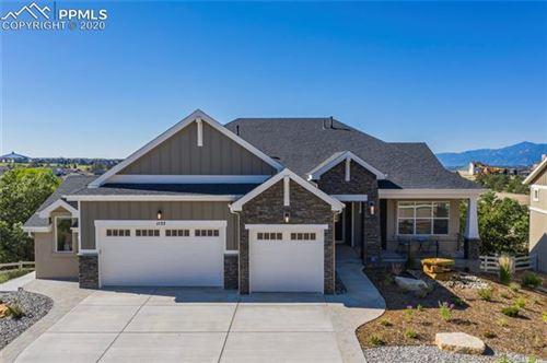 Photo of 1155 Giacomo Court, Colorado Springs, CO 80921 (MLS # 5731287)