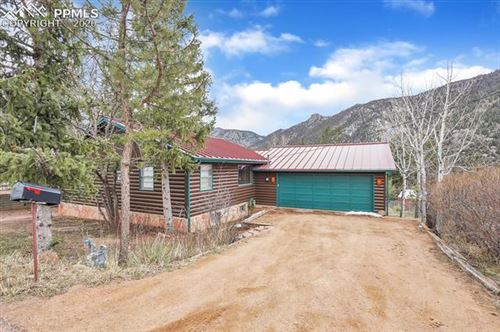Photo of 7750 Marriott Road, Cascade, CO 80809 (MLS # 6758287)