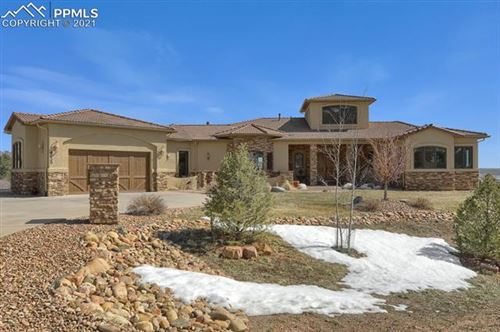 Photo of 4630 Red Rock Ranch Drive, Monument, CO 80132 (MLS # 7637287)
