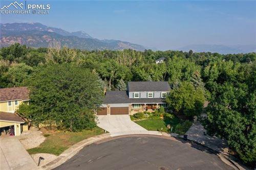 Tiny photo for 216 W Cheyenne Mountain Boulevard, Colorado Springs, CO 80906 (MLS # 2986288)