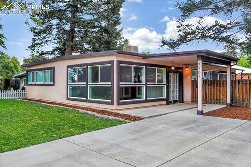 Photo of 2707 Jon Street, Colorado Springs, CO 80907 (MLS # 4042288)
